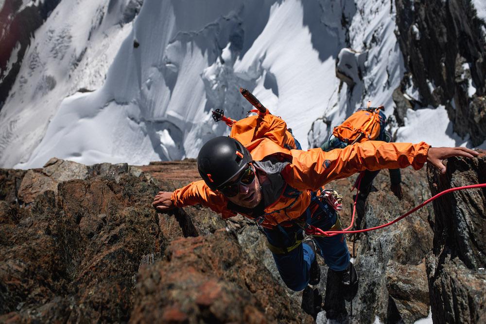gemakkelijke 4000ers breithorn steile helling