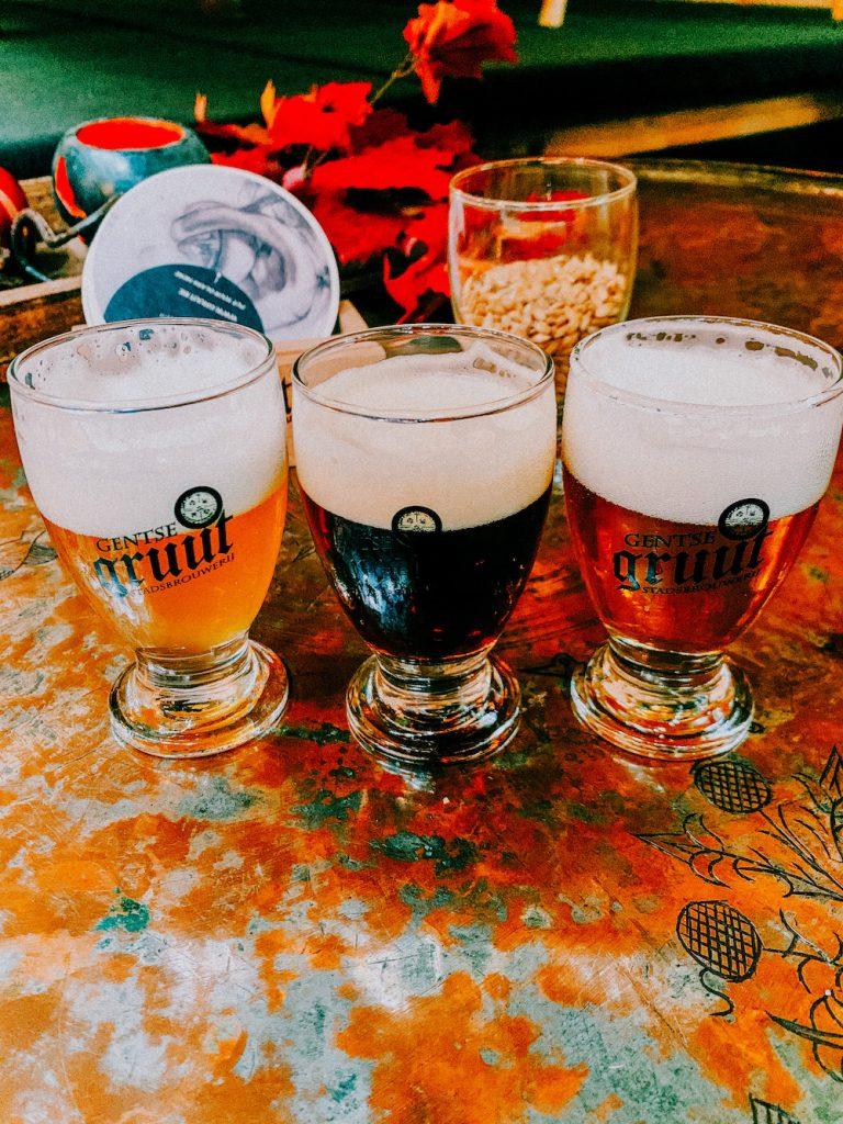 gent dagje weg bierproeverij