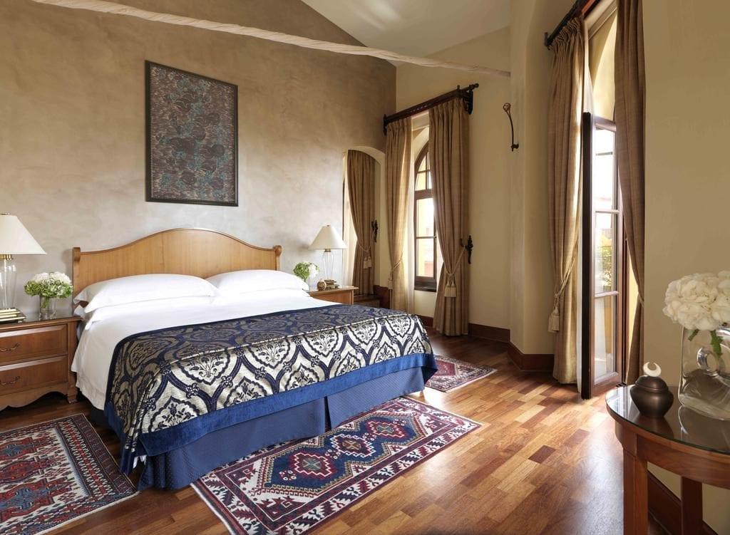 gevangenis hotel four seasons istanbul