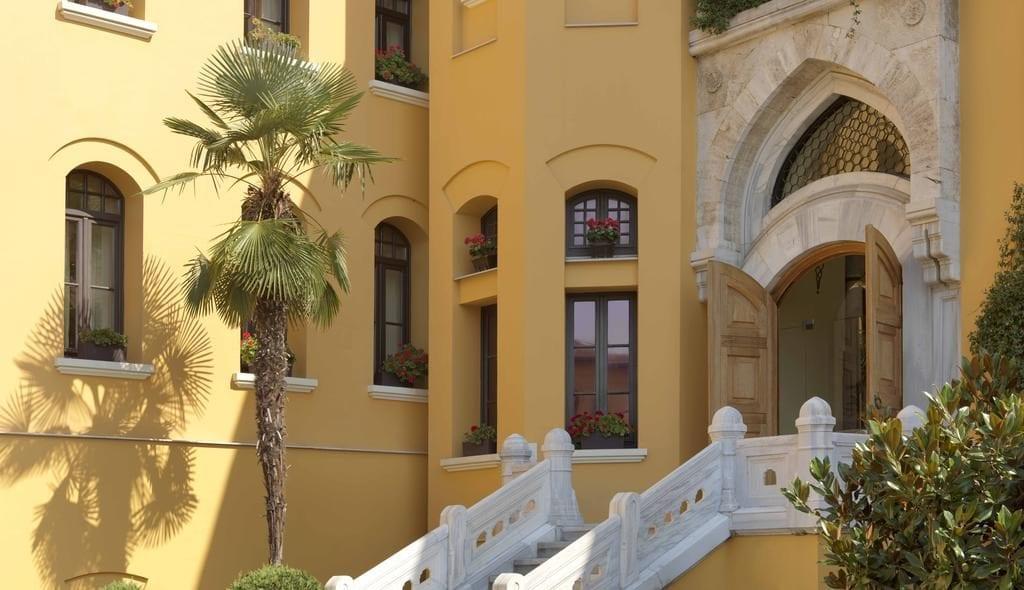 gevangenis hotel istanbul