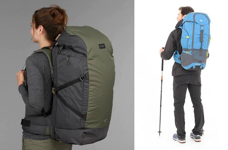 goedkope backpack spullen