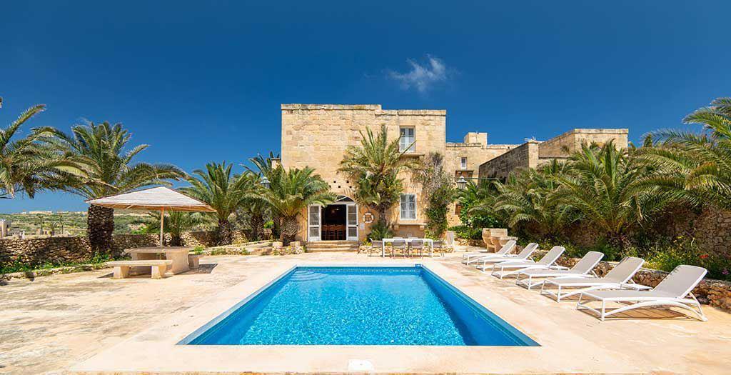 gozo malta bijzondere vakantiehuisjes
