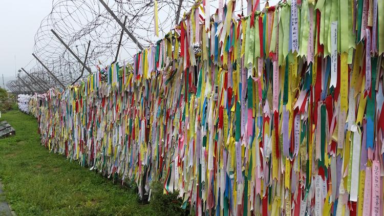 grens zuid korea noord korea Seoul