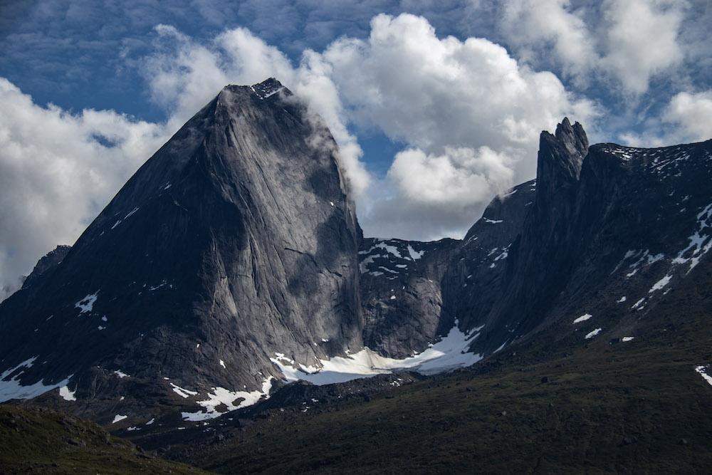 groenland Tasermiut Fjord uitzicht