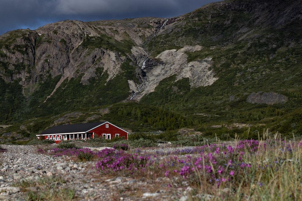 groenland vakantie hotel