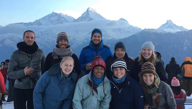 groep gids himalaya trekking nepal tips