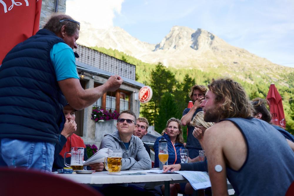 groepsreis vakantie zwitserse alpen