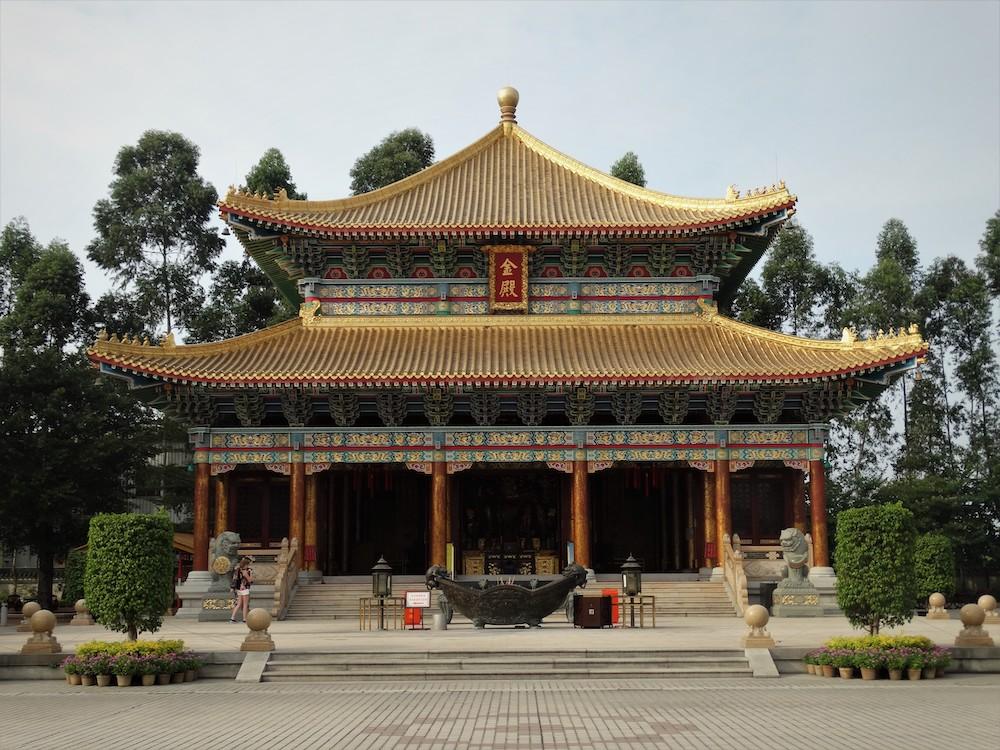 guangzhou Tao temple