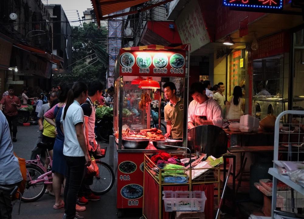 guangzhou china markt