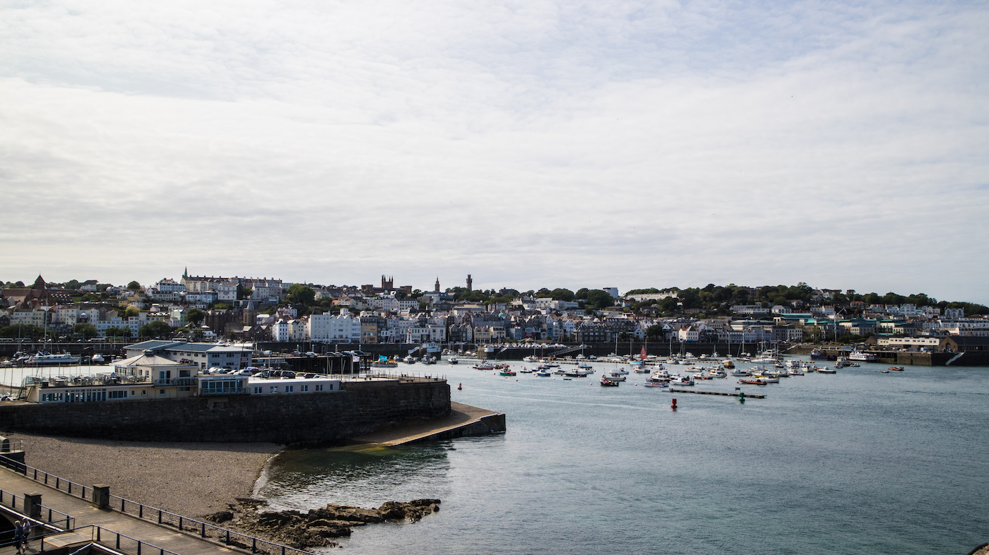 guernsey Haven St. Peter Port