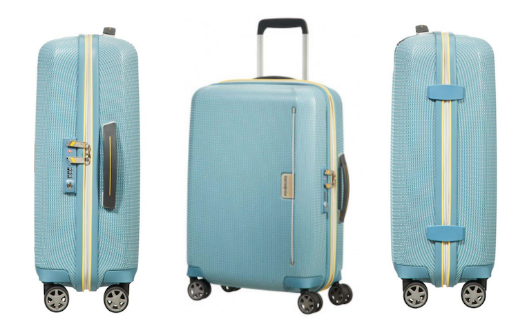 handbagage koffer Samsonite Mixmesh