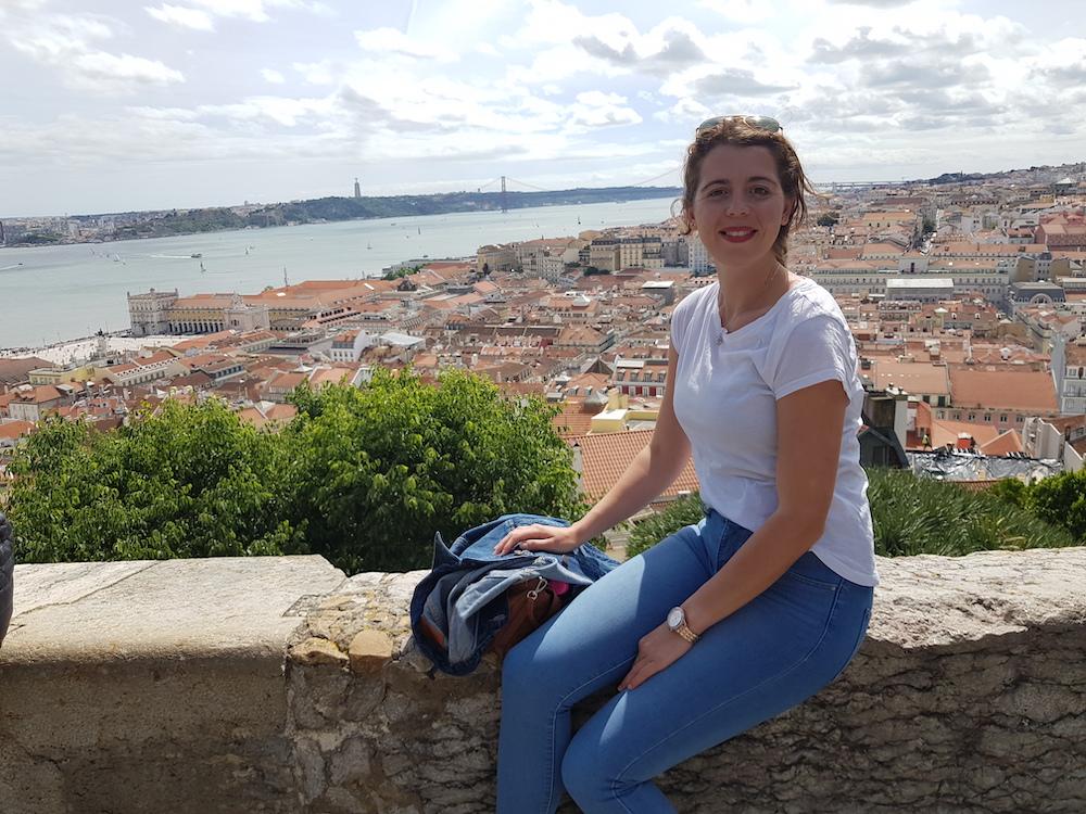 highlights lissabon Castello de Jorge uitzicht