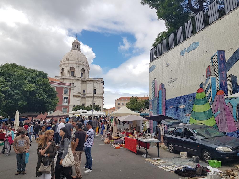 highlights lissabon Dievenmarkt