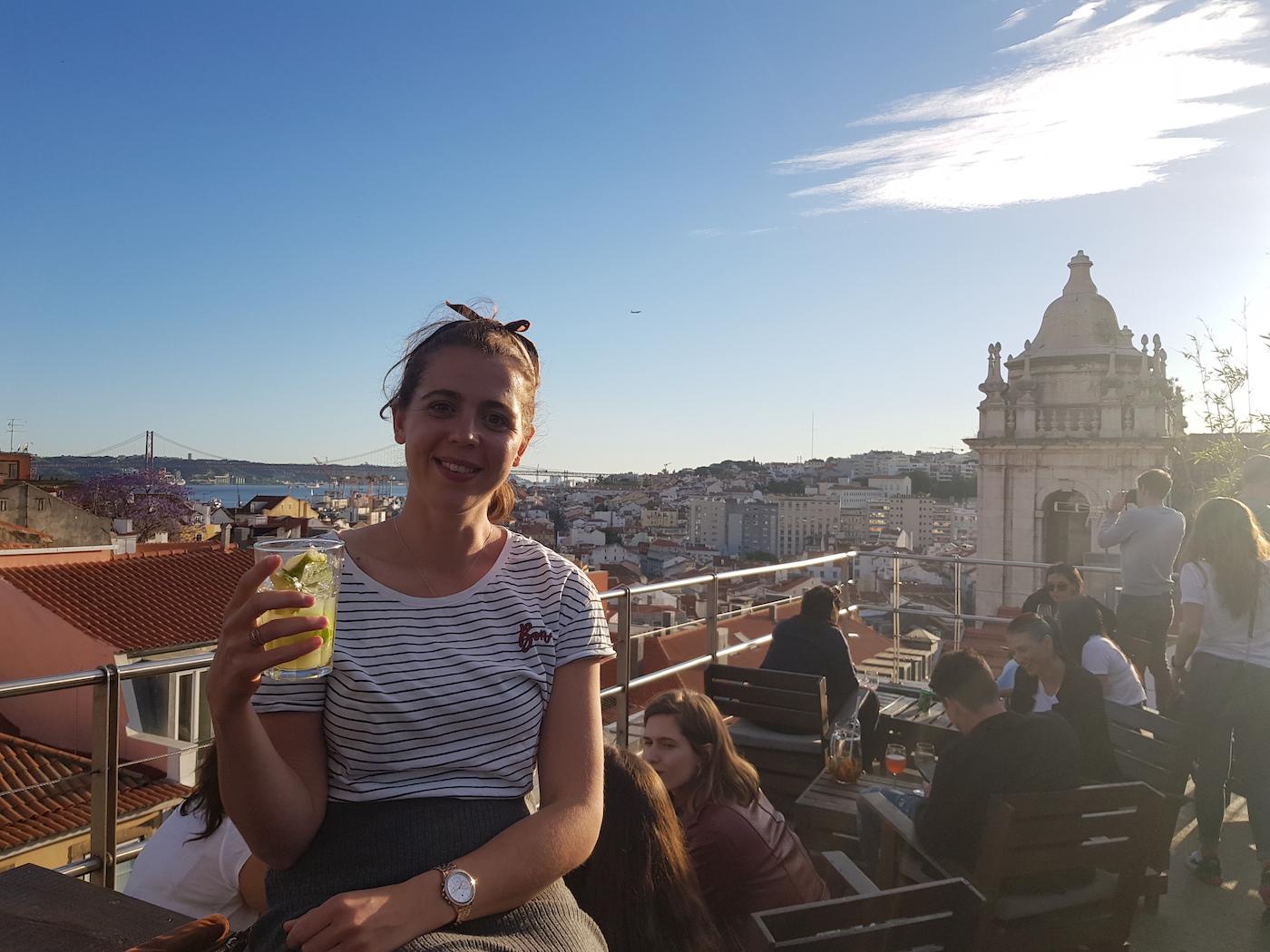 highlights lissabon PARK Rooftop bar