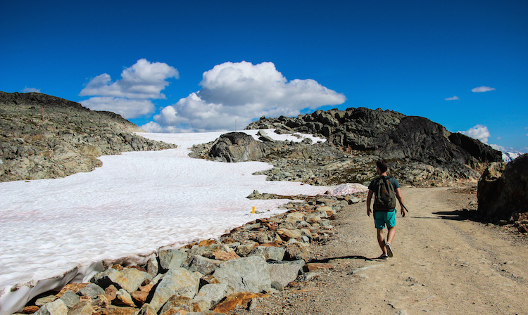 hiking-bovenop-whistler-vancouver-canada