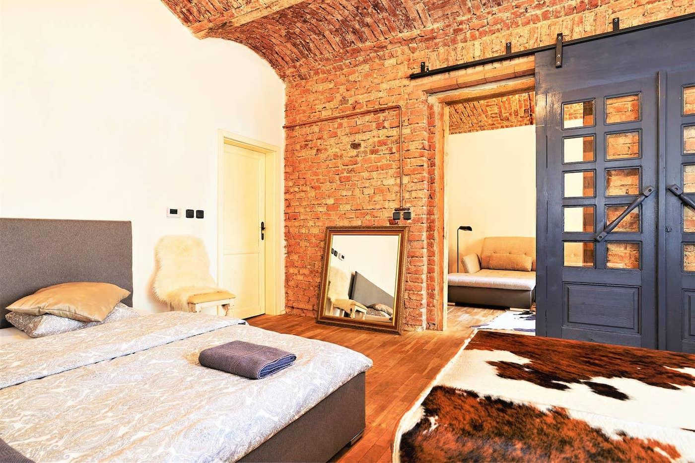 hippe airbnb praag