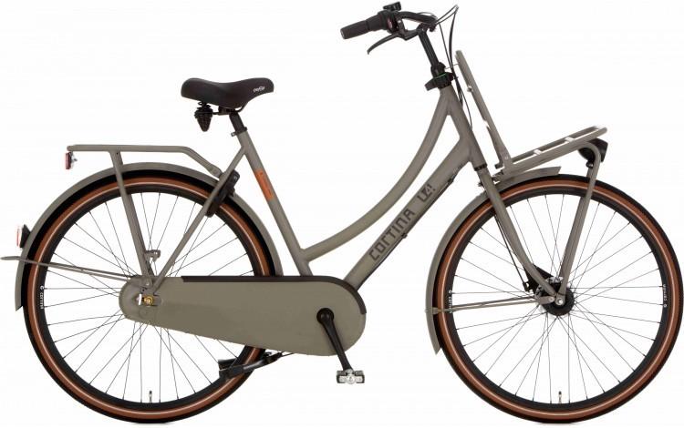 hippe fietsen Cortina u4