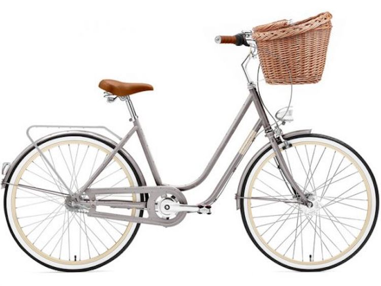 hippe fietsen creme molly