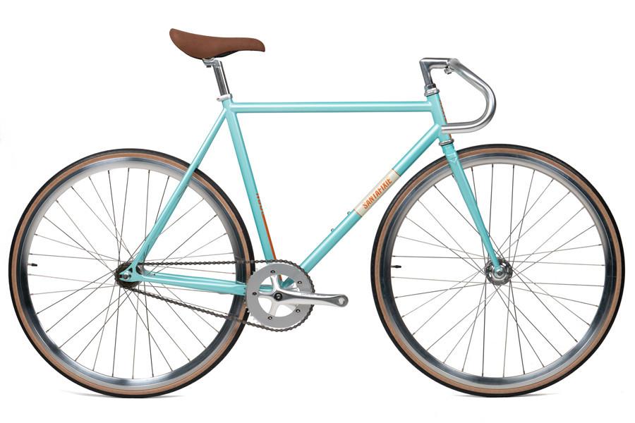 hippe fixie fiets
