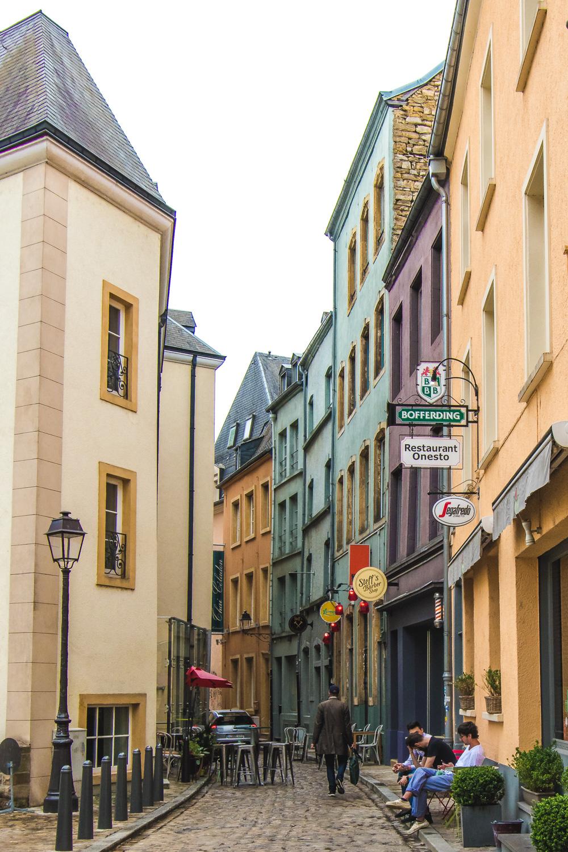 hippe restaurants Luxemburg konrad