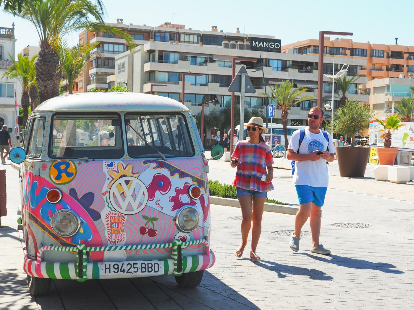 hippie ibiza hippies