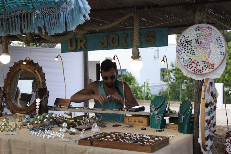 hippie markt op formentera doen