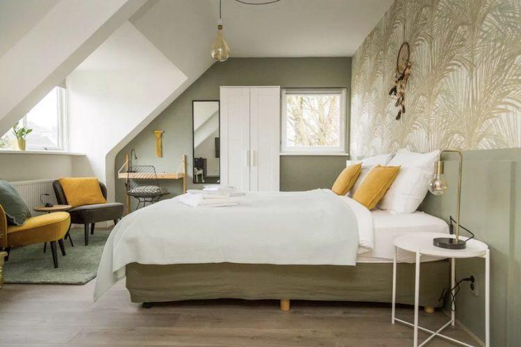 hotelkamer De Vierjaargetijden hotel nederland