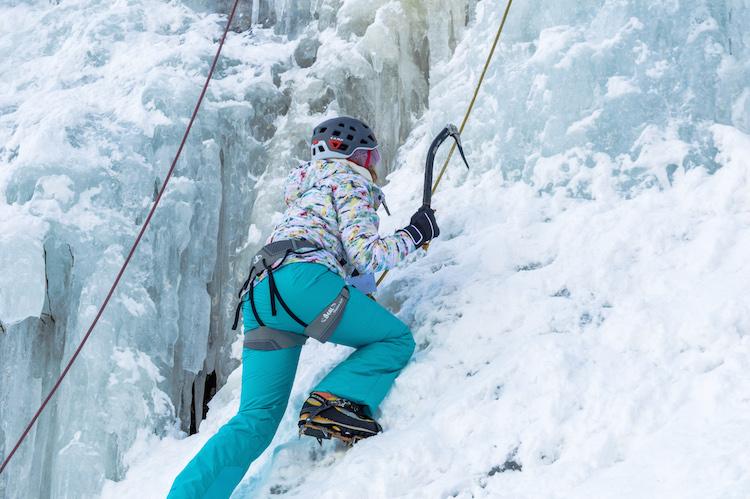 ijsklimmen oostenrijk schoenen gear