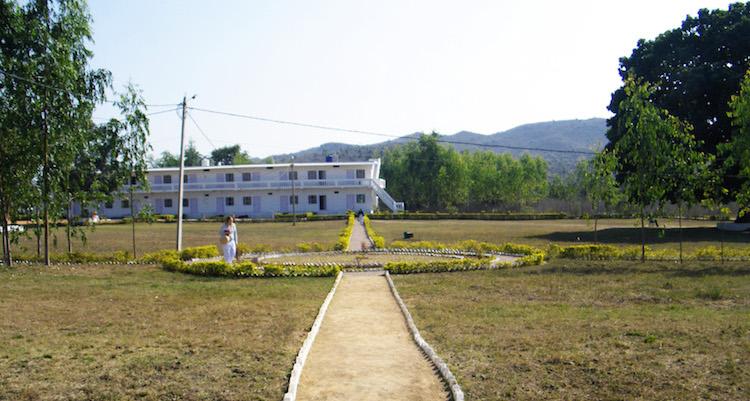 india ashram rotonde arhanta yoga teacher training
