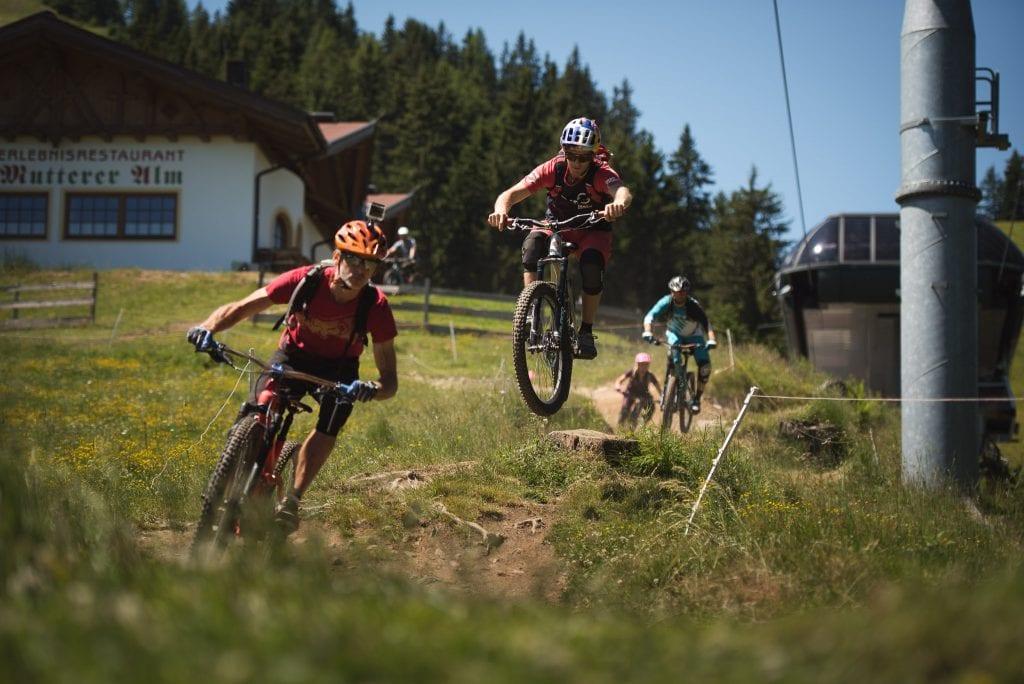 innsbruck mountainbike bikepark