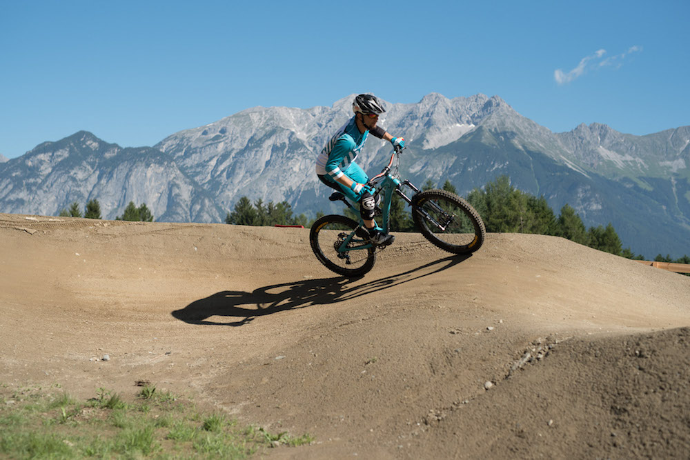 innsbruck mountainbike downhill trail