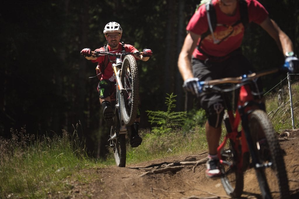 innsbruck mountainbike gids
