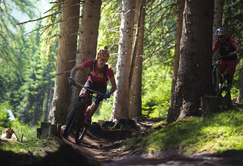 innsbruck_mountainbiken bossen
