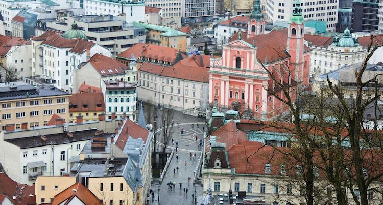 interrail slovenie