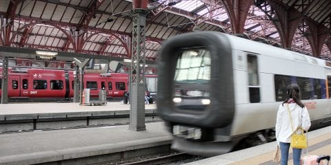 interrailen scandinavie