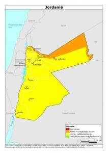is jordanie veilig