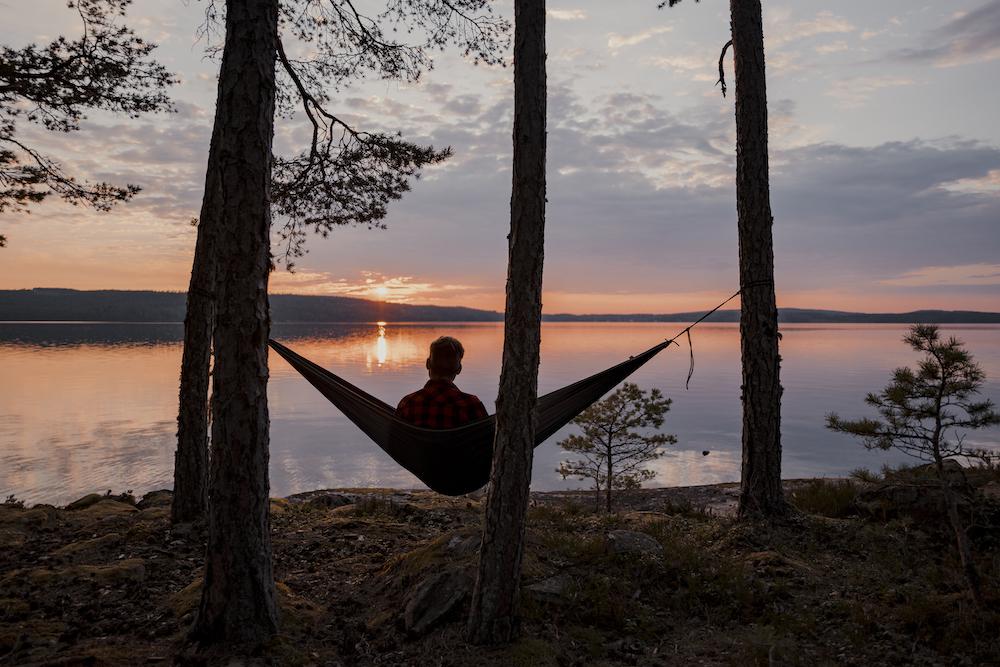 kamperen in zweden tips