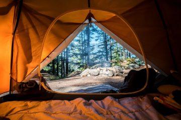 kamperen voor beginners