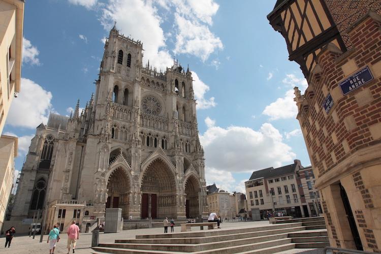 kathedraal Amiens frankrijk