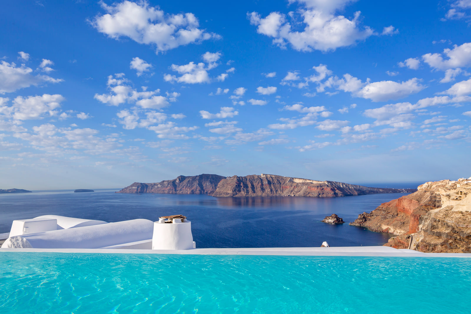 leukste eilanden griekenland santorini