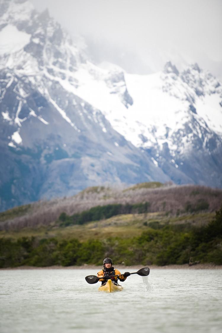 kayak Torres del Paine