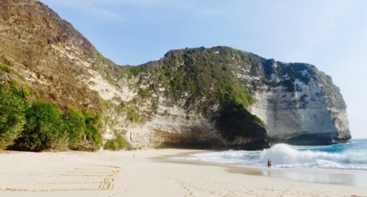 kelingking beach nusa penida tips bali