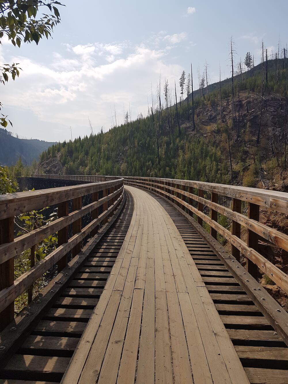 kelowna canada trail