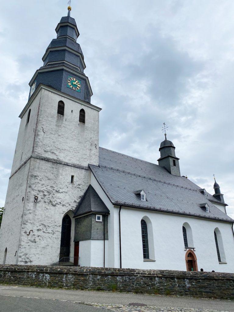kerk winterberg activiteiten