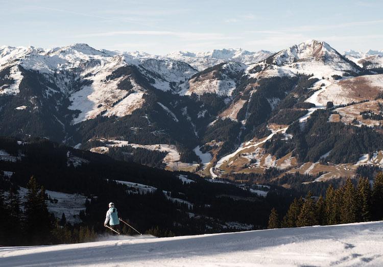 kirchberg bergen skien piste