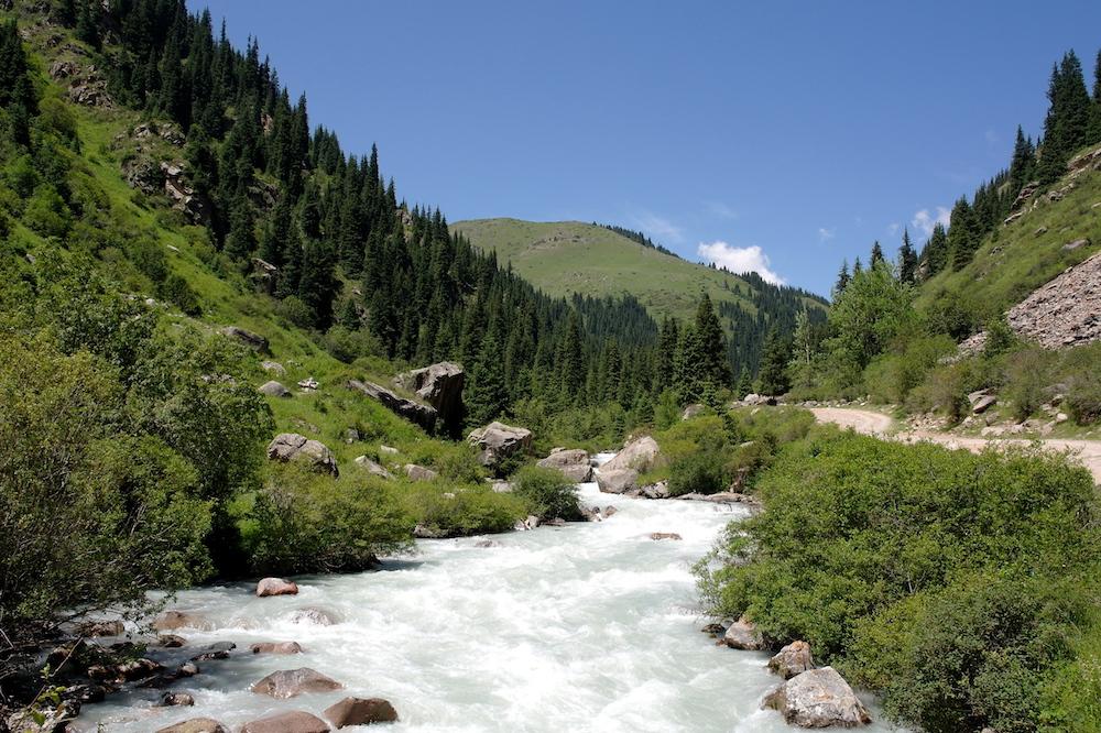 kirgizie Grigorievka