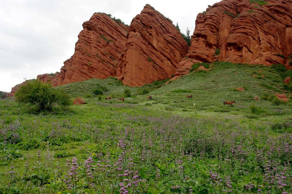 kirgizie Jeti Oghuz