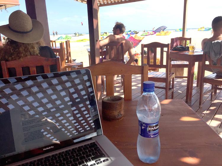 kite beach Sal Marleen hoftijzer