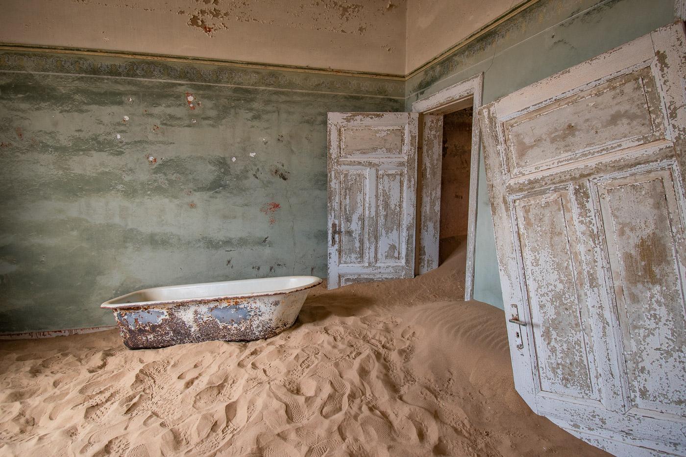 kolmanskop namibie badkamer-2
