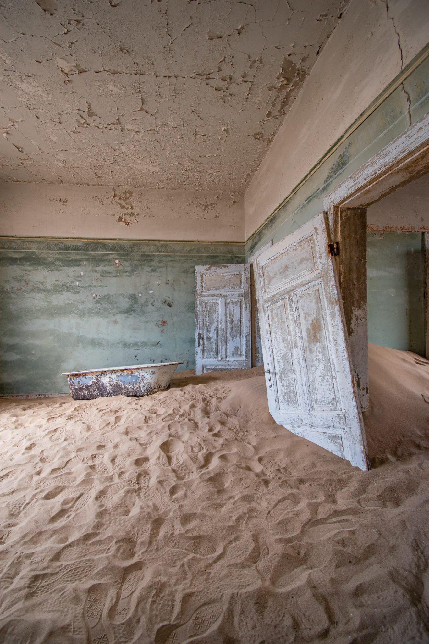 kolmanskop namibie badkamer-3